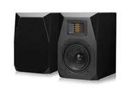 Emotiva Audio Surround Bookshelf Home Speaker Set of 2 Black (B1)