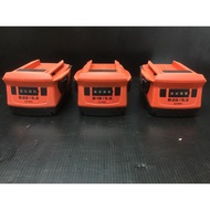 二手 喜得釘 22v 5.2 電池 HILTI 22v 5.2電池 喜利得 B22/5.2-高功率22V