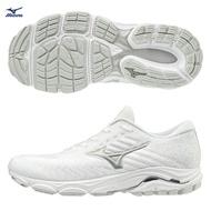 MIZUNO WAVE INSPIRE 16 WAVEKNIT 女鞋 慢跑 耐磨 避震 支撐 輕量 白【運動世界】J1GD201303