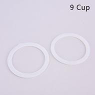 เซนเซอร์ซิลิโคนแหวนรองเครื่องซักผ้าแหวนปะเก็นเปลี่ยนสำหรับเครื่องทำกาแฟ