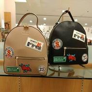 Tas Ransel Backpack , Motif , Produk Original ,  Bellezza 61871