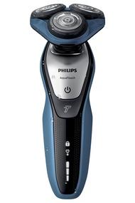 【PHILIPS 飛利浦】S5620 三刀頭乾濕兩用電鬍刀