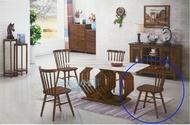 ╭☆雪之屋居家生活館☆╯溫莎椅/造型椅R1116-02