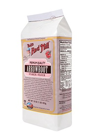 Bobs Red Mill Arrowroot Starch/Flour 16 oz