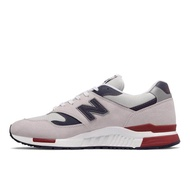Discount New Balance_Mens Lifestyle Shoes 840 (Grey)