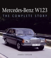 Mercedes-Benz W123 James Taylor