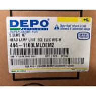 【山姆大叔】BMW寶馬 5系列 E60 左大燈 (DEPO)