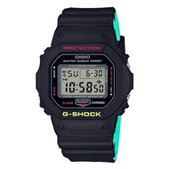 Casio G-Shock DW-5600CMB-1DR Digital Quartz Black Resin Mens Watch