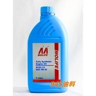 945油料嚴選 MOLIFE 5W30 C3 504/507 229.51 裕隆 日產 Nissan 舊包裝限量優惠