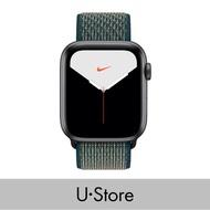 [U Store] Apple Watch Nike Series 5 GPS+Cellular Aluminium Case with Sport Loop SpaceGrey 40mm