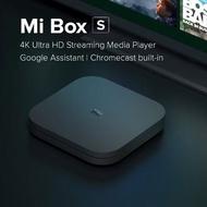 Xiaomi MI BOX S 4K TV Ultra HD - Global Version (รองรับภาษาไทย และ อังกฤษ)