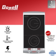 Dowell Double Hob Induction Cooker IC-18V