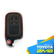 【2M2】TOYOTA RAV4 2.0 sienta Prius c 豐田汽車 鑰匙 皮套 智慧型鑰匙 i-key