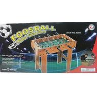 大型足球檯 628B 木質美式足球台/一個入{促1800} 手足球台~CF121518