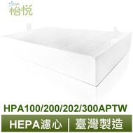 怡悅 HEPA 濾心 適用 Honeywell HPA-100/200/202/300APTW HRF-R1 空氣清淨機