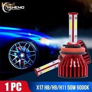 Bulbs Lamp Car Led Headlight H7 H11 H4 DOB 6000K