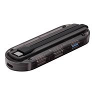 7 ใน 1 USB HDMI Multifunction EXTENSION Multi พอร์ตเร็วอุปกรณ์ประเภท C ฮับต่อพ่วงชาร์จไฟส่งข้อมูลปลั๊กแอนด์เพลย์สำหรับ Samsung DEX Pad S8