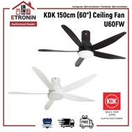 KDK Ceiling Fan U60FW