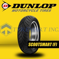 Dunlop Tires ScootSmart 110/90-12 64L Tubeless Motorcycle Street Tire (Front)