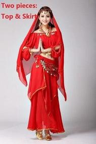 professional oriental dance costumes women indian costume for oriental bellydance traje dresses 2016 belly dance skirt long