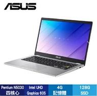 ASUS E410MA-0191WN5030 夢幻白 華碩輕薄超值機/N5030/4G/128G/14吋FHD/W10-S/附贈Mircosoft office365 個人版一年