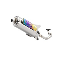【OM銧榮】KYMCO 魅力 MANY 110 01C白鐵回壓排氣管/05C白鐵直通排氣管/加速管