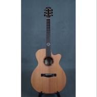 新品上市!Ayers ACCR-NW 紅松/玫瑰木 全單板手工木吉他