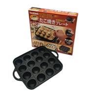 【Iwatani 岩谷】日本岩谷章魚燒鐵板章魚燒烤盤(CB-P-TAF烤盤章魚小丸子烤盤)
