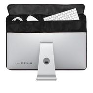 21.5/27寸蘋果一體機電腦顯示屏絨布防塵罩imac屏幕保護套收納袋星河-聖誕節預購