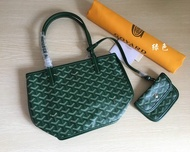 Goyard Anjing Gigi กระเป๋าถือขนาดเล็ก,กระเป๋าถือขนาดเล็กสองชั้นปี2020