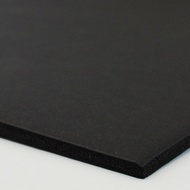 【找找美術】寬50cm長81cm  3mm黑色風扣板又稱豪卡板 10片一組
