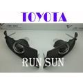 ●○RUN SUN 車燈,車材○● 全新 TOYOTA 豐田 COROLLA 卡羅拉 ALTIS, PREMIO,VIOS 威馳,金瑞獅 魚眼投射霧燈