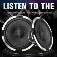 Car subwoofer 6.5 inch 300W speaker car audio modification kit two-way speaker car horn