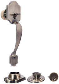 NIKAWA 7014 Main Door Entry Grip Handleset HDB lock, BTO lock