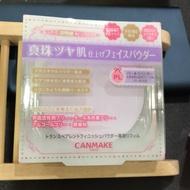 日本Canmake 棉花糖蜜粉餅 補充芯 PL