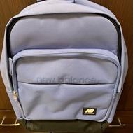 New Balance Classic Backpack 韓系 粉紫 後背包 筆電包 雙肩包