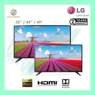 "LG 32"" / 43"" / 49""  LED 32LJ500D / 43LJ500T / 49LJ510T FULL HD TV with 32 / 43 / 49 Inch Screen"