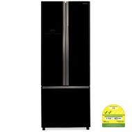 Hitachi R-WB480P2MS French Bottom Freezer 3 Door Fridge