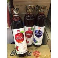 韓國思潮SAJO/膠原蛋白美醋/水果醋(蘋果醋//石榴醋)★500ml/瓶