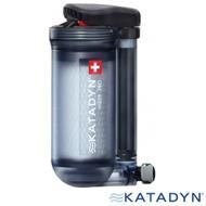 瑞士 KATADYN HIKER PRO 超輕量化攜帶式透明濾水器