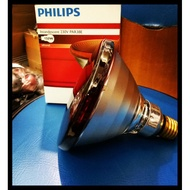 Philips Infrared Bulb / Philips Bulb / Infrared Therapy Lamp Atp119