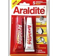 ARALDITE EPOXY ADHESIVE/ SUPER GLUE/ FAST RAPID GLUE