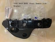 1*PAIR Vios/YARIS  NSP150 2019 2020 2021  Front Bumper Side Bracket Clip NEW