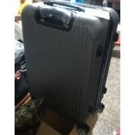 Aaplus 24吋 行李箱 銀灰色