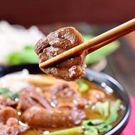 宜蘭二結 紅燒羊肉爐-頂級前腿肉(肉160g+湯740g/包)