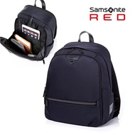 [Samsonite RED] For women Pocket EVERETE BACKPACK DN561002 / School Casual Daily Nusiness bag