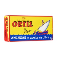 Ortiz Premium Anchovy Fillets In Olive Oil - Chilled - By Culina