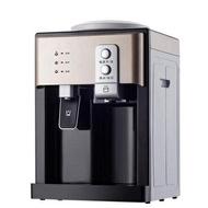 【快速出貨】開飲機110V飲水機台式溫熱溫熱家用小型宿舍辦公製溫熱節能開水熱水器桶通用 新年春節  送禮