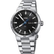 ORIS 豪利時 TT1 Day Date 日曆星期機械錶-42mm