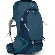 Osprey Aura AG 65 登山背包 65升 女款 挑戰藍